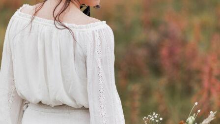 bohemian bride, stinas salong